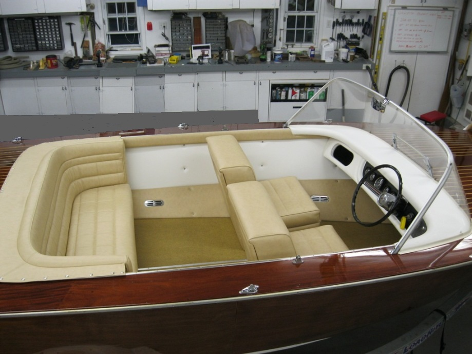 Diy boat interior restoration for How to restore a boat interior