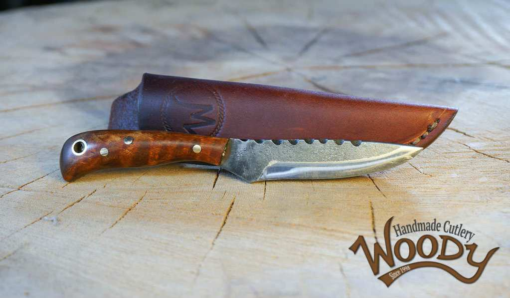 P'Cola Patch Knife
