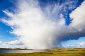 Woody Musgrove Photography Orkney Landscape Loch of Stenness Clouds