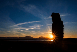 Woody Musgrove Photography Orkney Landscape Ring of Brodgar Archaeology Sunset