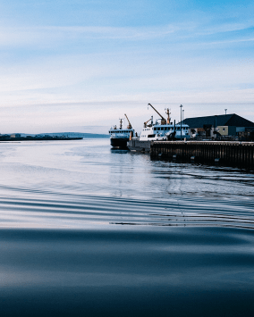 Woody Musgrove Photography Orkney Landscape Kirkwall Harbour