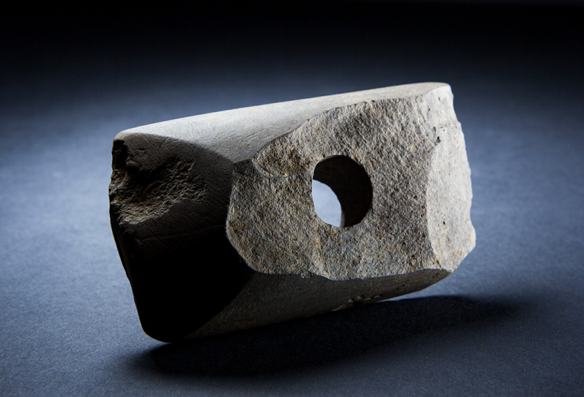 Woody Musgrove Artefact Photography Orkney Archaeology Stone Tool