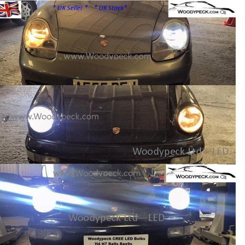 CREE LED car Upgrade Kits