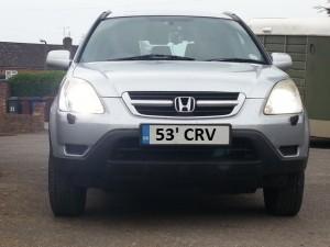 Honda CRV 2003 - H4 a