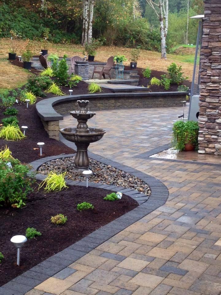 Landscaping Portfolio Highlights - Woody's Custom Landscaping on Custom Backyard Designs id=53119
