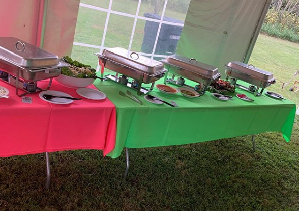 Catering in Delaware from Woodys on Wheels