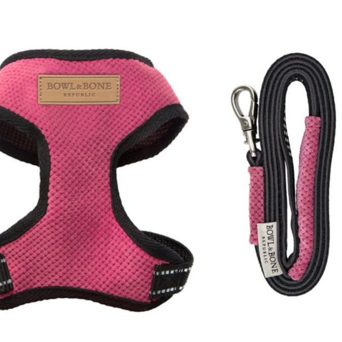 Pink Dog Harness Candy