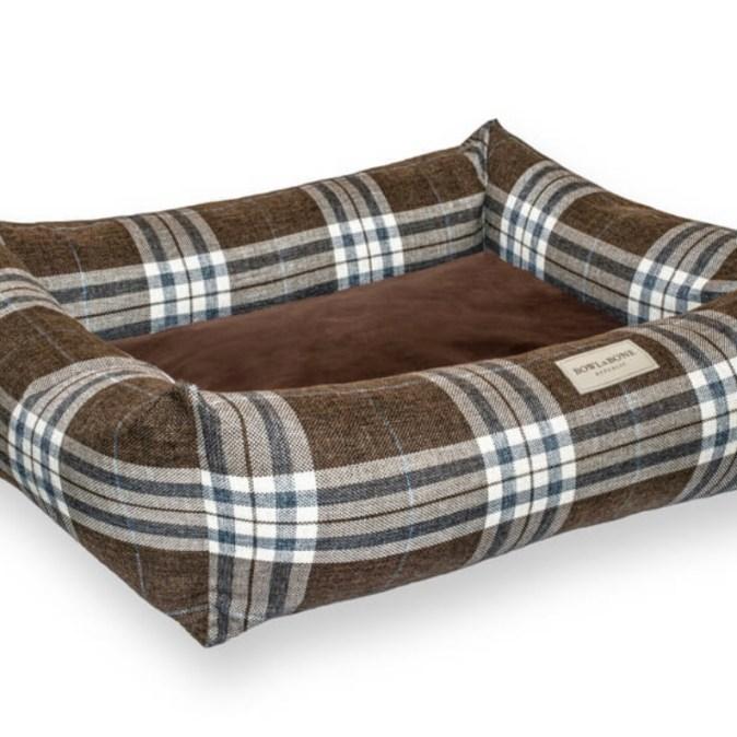 Scott Brown Dog Bed