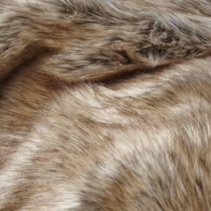 Faux Fur Husky