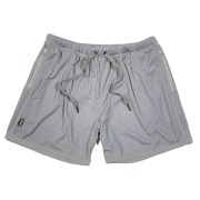 COMMANDO Gym Shorts (Silver)