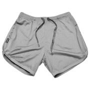 COMMANDO Training Shorts (Silver)