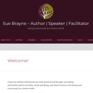 Sue Brayne - Review to Woof Designs