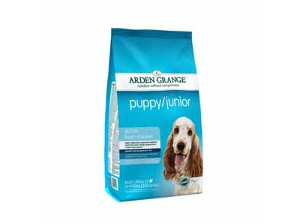 Arden Grange Puppy Junior dog food