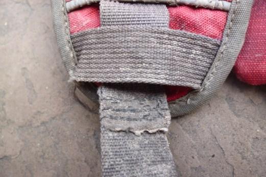 ruffwear webmaster harness fix