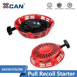 XCAN Pull Recoil Starter Lawn Mower Generator Engine Honda GX240 GX270 GX290 Start Repair Part