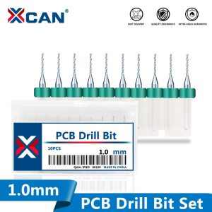 10pcs 1.0mm /micro PCB milling cutter /PCB Print Circuit Board Drill Bits, Carbide Micro Drill Bits/Free Shipping