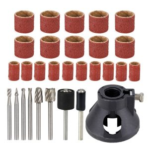 Rotary Tools Accessories 29pcs for Grinding Sanding Polishing Tool For Dremel Rotary Tools (29pcs Set)