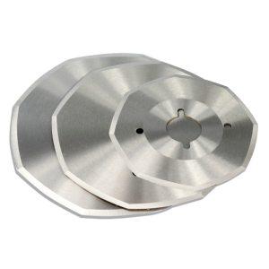 XCAN 1pc 65/70/90/100/110/125mm Circular Saw Blades Cloth Wheel Discs Cutter Fabric Cutting Machine Blade Tailor Shear Blade