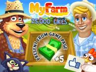 MyFarm - Get 5x free FARM CASH - 23rd June 2015