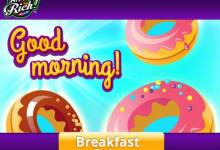 Photo of Hit It Rich – Free Breakfast Coins – 22th Dec