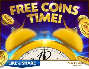 Caesars Casino Collect ✳️ 10K Coins