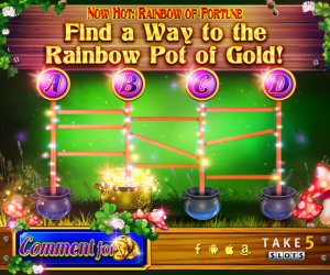 Take 5 Free Slot Find 7 MILLION CoINS
