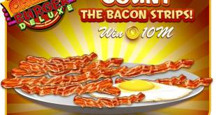 Caesars Bacon Strips win 10M Coins
