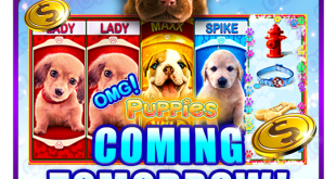 Jackpot Party Casino Puppies Free Coins