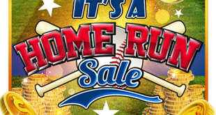 gold fish casino home run sale