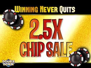 Double Down Casino Winning starts