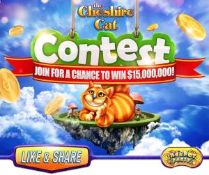 Jackpot Party Cat Contest Casino