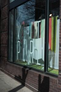 Knit Purl - Rose City Yarn Crawl