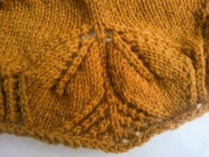 Begonia Swirl - tricot chale-12