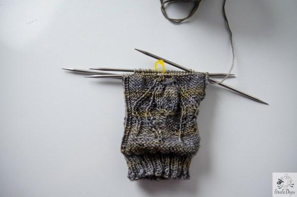 Spider socks - small-3