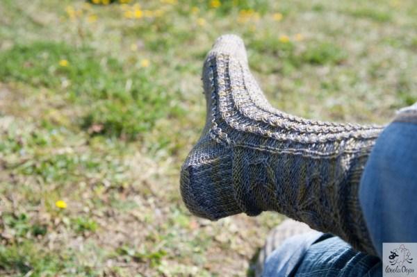 Spider socks - small-9