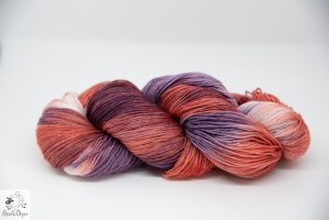 laine multicolore
