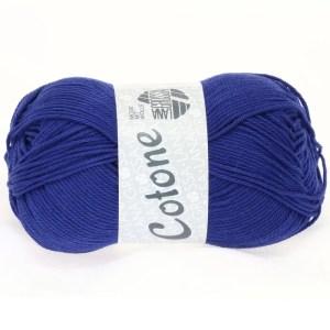 Lana Grossa Cotone 12 королівський синій
