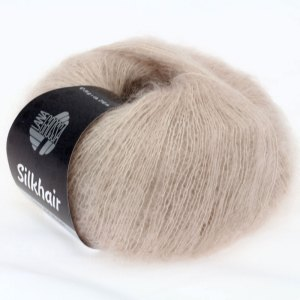 Lana Grossa Silkhair 18 світло-бежевий
