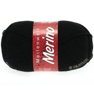 Lana Grossa Meilenweit Merino 2012 чорний