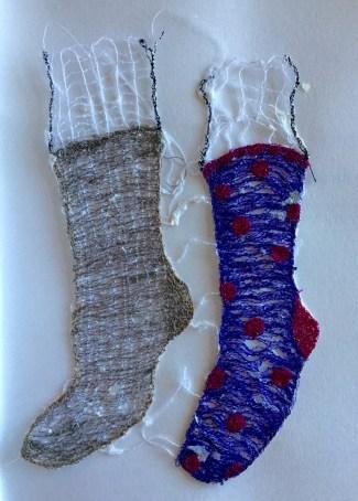 wrong socks