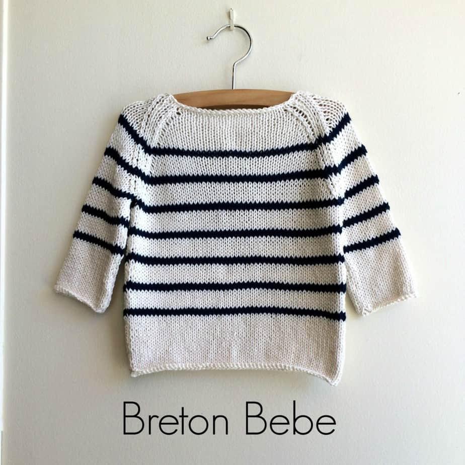 Breton Bebe Kit Wool Amp Honey