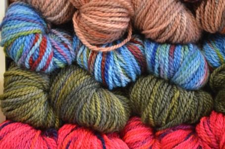 Skye yarn