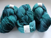 Blue Moon Fiber Arts Twisted in Grimm Green