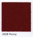 Pendleton Eco-Wise Wool in Peony, a dark brownish red.