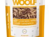 Woolf Snack Sandwich Pollo y Bacalao