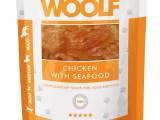 Snack Woolf Bocaditos de Pollo y Marisco