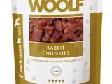 Snack Woolf Dados de Conejo