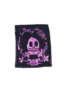 "Brant Bjork Patch ""Purple"""