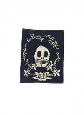 "Brant Bjork Patch ""silver/gold"""