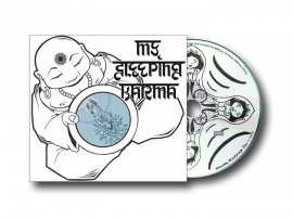 "My Sleeping Karma CD ""Satya"""